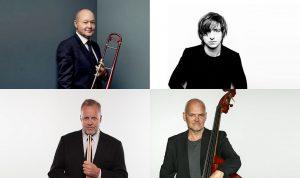 Landgren, Wollny, Haffner, Danielsson