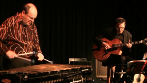 Duo Vibraphon und Gitarre