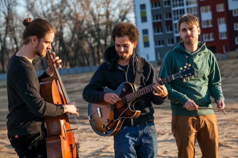 Kairos Trio