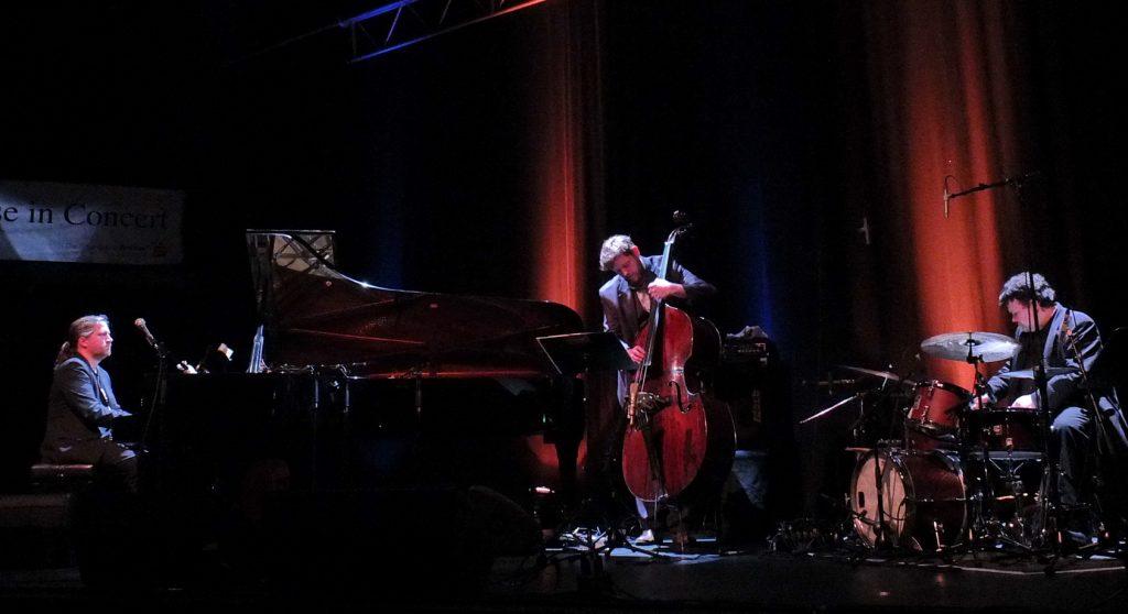 die Jazzband Oli Poppe Trio